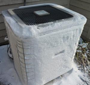 Air Conditioner Ice Buildup