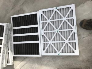 A clean air filter helps your furnace work better!
